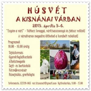 Húsvét Kisnánán