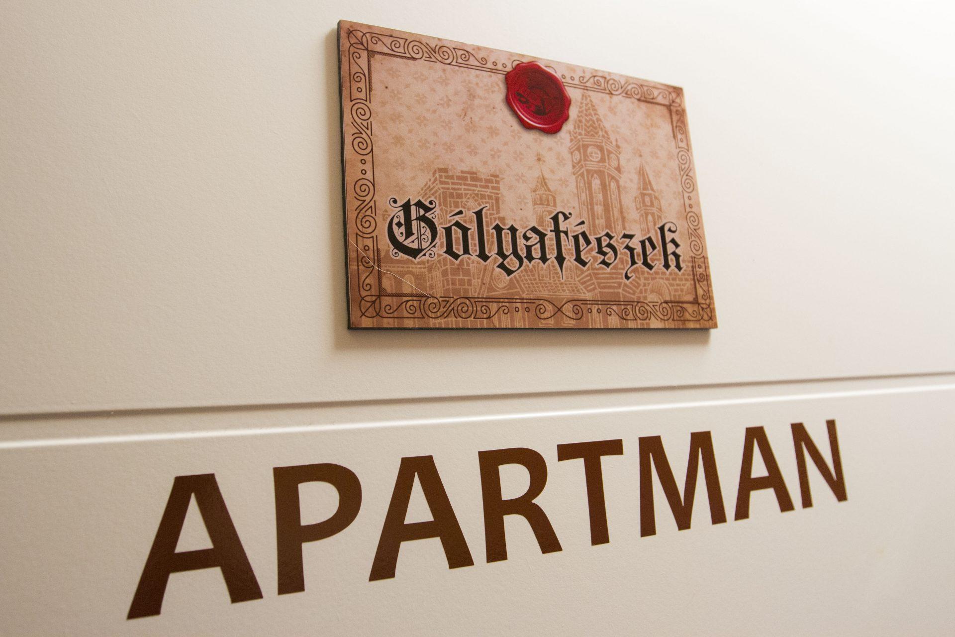 Gólyafészek apartman